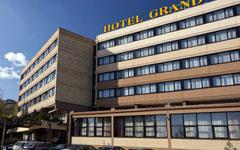 Hotel Grand - Smještaj takmičarki i takmičara Turnira